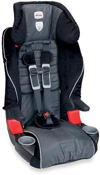 Britax Frontier 85 Combination Harness-2-Booster® Seat - Onyx
