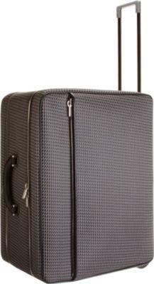 Valextra Avietta Suitcase with Piretti Wheels