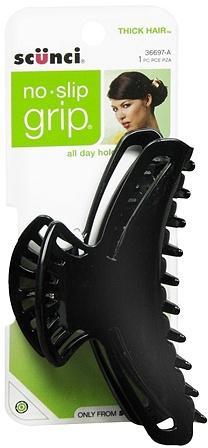 Scunci No-Slip Grip Claw Clip