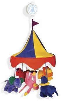 Velveteenie Circus Mobile