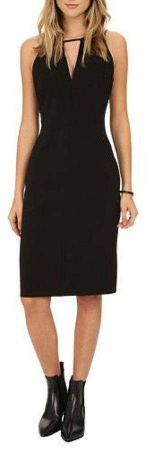 BB Dakota Keyhole Sheath Dress