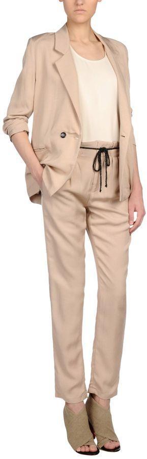 GOLD CASE Women's suits