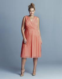 Lovedrobe Grecian Pleat Dress