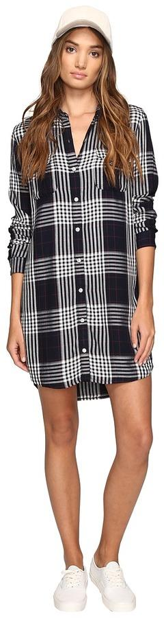 Obey Chelsea Shirtdress