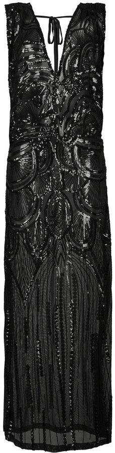Taylor Infinite sequined dress