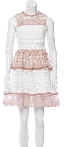 Alexis Melania Guipure Lace Dress w/ Tags