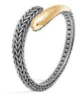 John Hardy Classic Chain 18K Yellow Gold Bangle
