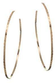 LANA JEWELRY 15-Year Anniversary Small Nude Glam Magic Hoop Earrings/2.6