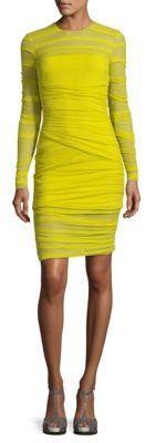 Abito Donna Mesh Dress