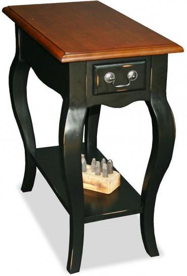 Leick Furniture Slate Side Table Trendylog