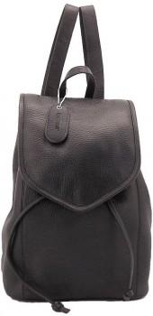 Leatherbay small backpack