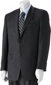 Chaps wool black suit jacket
