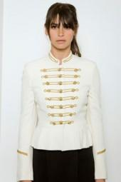 Temperley London Poppy Military Jacket