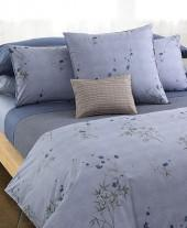 "Calvin Klein ""Bamboo Flower"" Full/Queen Duvet Cover"