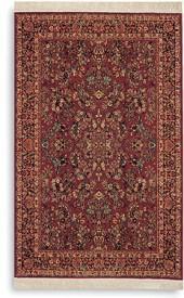 """Karastan Area Rug, Original Karastan 785 Red Sarouk 8' 8"""" x 12'"""