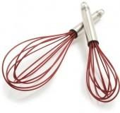 Kuhn Rikon Red Silicone Balloon Whisk