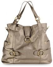timi & leslie® Hannah Diaper Bag - Pewter