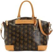 Dooney & Bourke Handbag, Signature 1975 Satchel