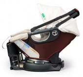 Orbit G2 Infant Car Seat and Car Seat Base- Mocha