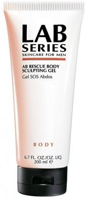 Lab Series Skincare for Men 6.7 oz Ab Rescue Body Sculpting Gel