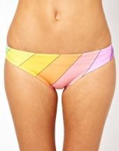 Wildfox Rainbow Hipster Bikini Bottom