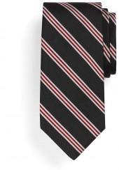 Extra-Long Mini BB#1 Repp Tie