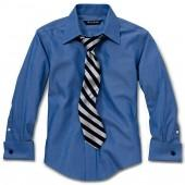 Non-Iron French Cuff Dress Shirt