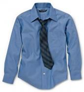 Non-Iron Forward Point Dress Shirt