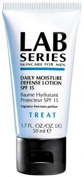 Lab Series Skincare for Men DAILY MOISTURE DEFENSE LOTION BROAD SPECTRUM SPF 15 3.4 oz.