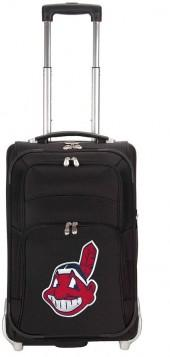 Cleveland indians luggage, 21-in. wheeled carry-on