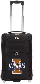 Illinois fighting illini luggage, 21-in. wheeled carry-on