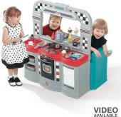 Step2 50's retro diner play set