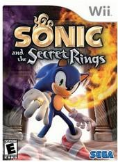 Nintendo ® wii TM sonic TM and the secret rings