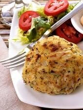 Angelina's of Maryland Jumbo Maryland Crab Cakes/Set of 12