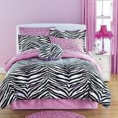 jcp homeTM Zebra Complete Bedding Ensemble with Sheets Set Collection