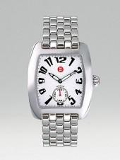 Michele Watches Steel Mini Urban Watch