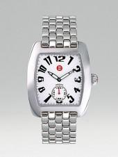 Michele Watches Steel Mini Urban Watch