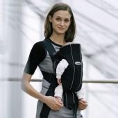 Babybj örn baby carrier original - black