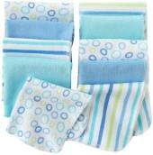 Just born 10-pk. washcloths