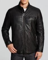 Marc New York Slade Leather Jacket