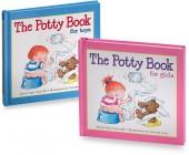 Potty Book for Boys and Potty Book For Girls