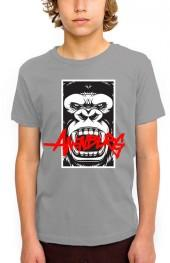 Anenberg Kong Heather Youth Tee
