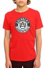 Anenberg Red Crest Youth Tee