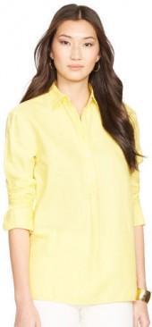 Ralph Lauren Linen Tunic Shirt