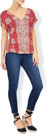 Madeline Jersey Top