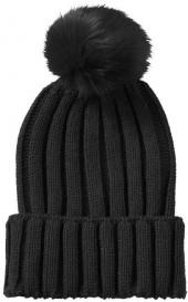 Joe Fresh Pompom Hat - Black