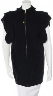 Thomas Wylde Oversize Knit Vest