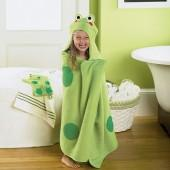 Jumping beans ® frog bath wrap