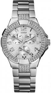 GUESS Watch, WaterPro Stainless Steel Bracelet 35mm G12557L