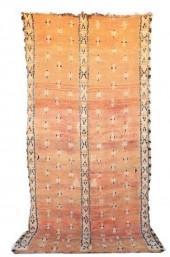 "Vintage Talsint Moroccan Berber Rug, 6'0"" x 12'0"" feet"